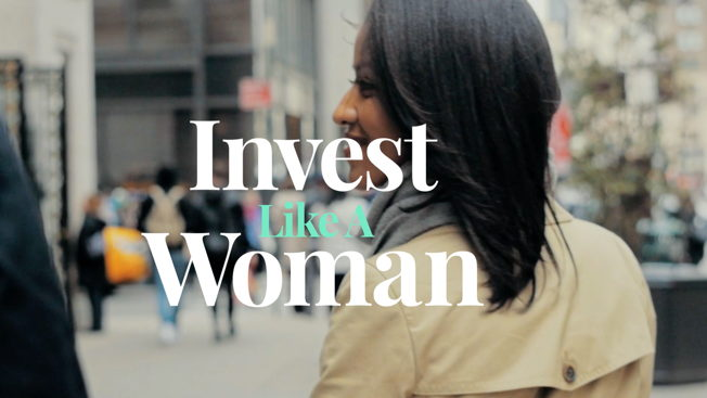 Women's investments money finance wealthy