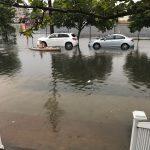flash flood canoe street jersey shore