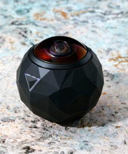 360 camera 360 fly 4 K