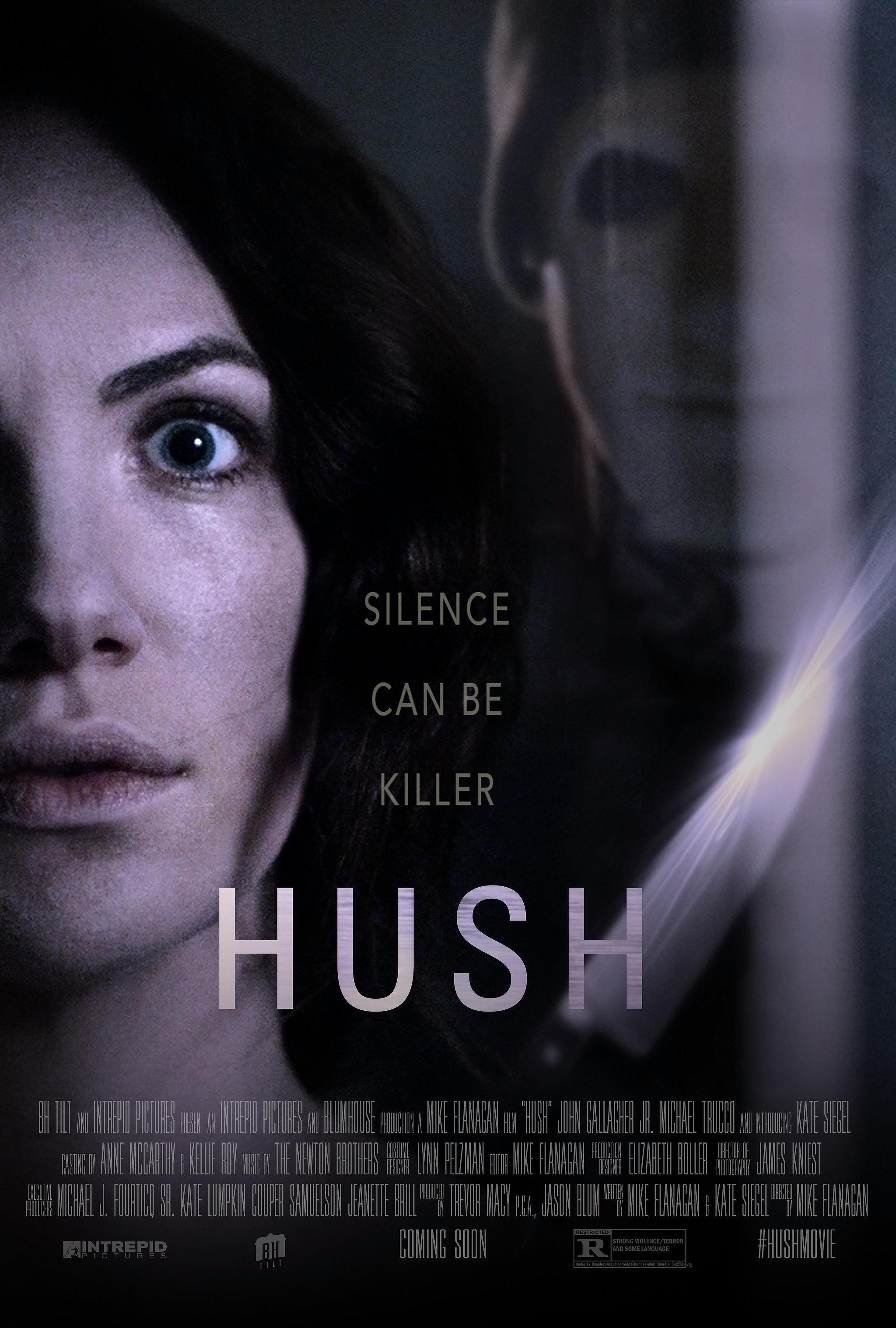 HUSH Movie review