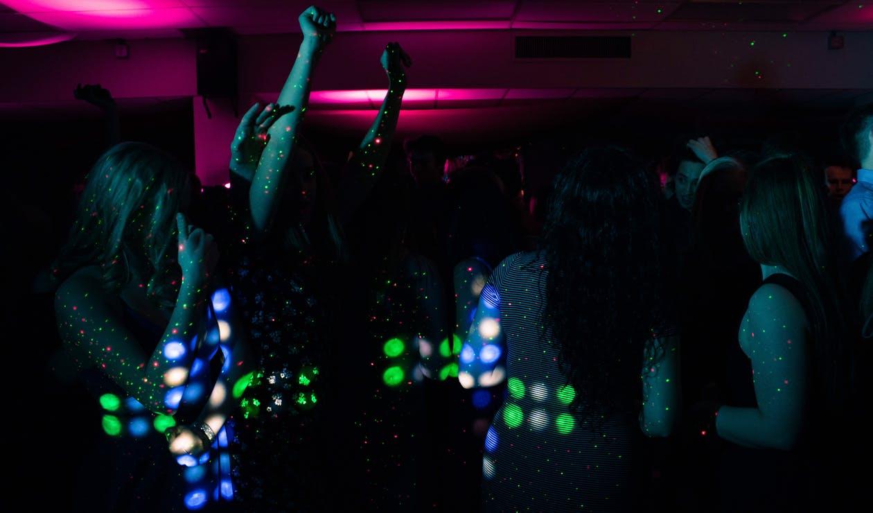 dancing club new music