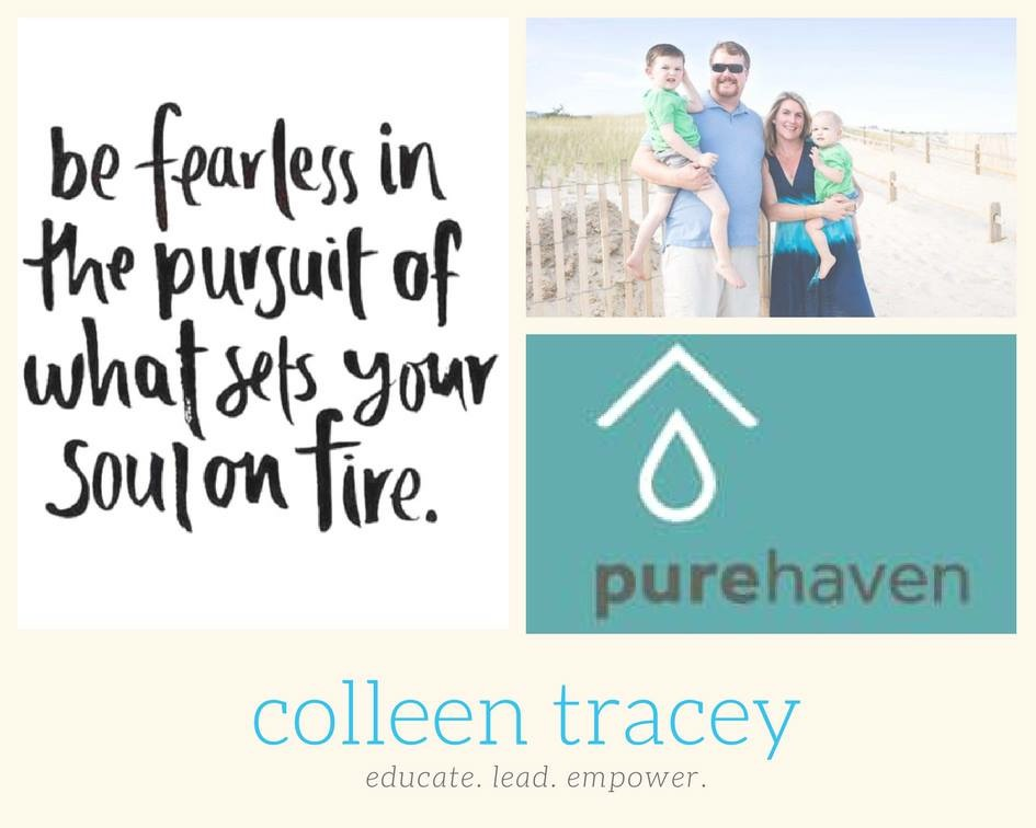 Colleen Tracey Pure Haven #fempire