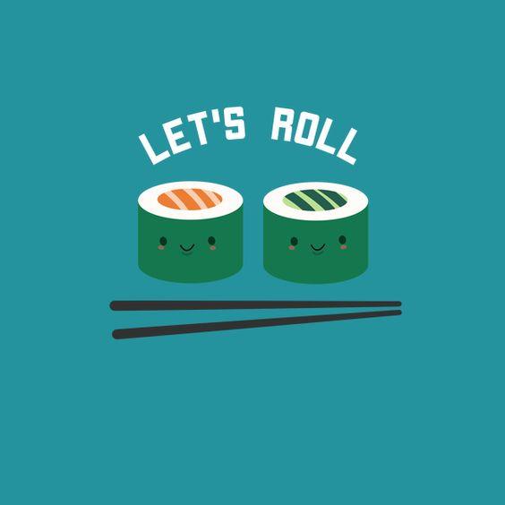 sushi roll japanese
