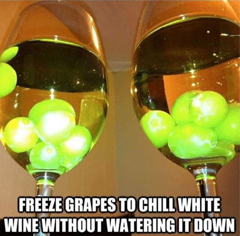 wine grape hack